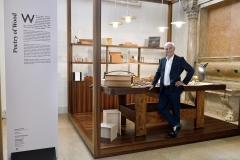 Mr Romeo Sozzi - workshop room - Bottegha Ghianda