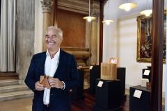 Mr Romeo Sozzi - exhibition room - Bottegha Ghianda