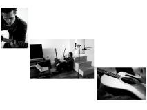 Hugo Kerbrat - Singer @ Rabbit Tomb Hotel - L.Moser