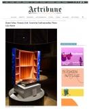 Parution press web Artribune - Italie