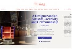Parution press web - TL mag