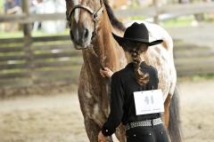 présentation des chevaux - Extreme trail competition au Sagiranch - France-L.Moser-3